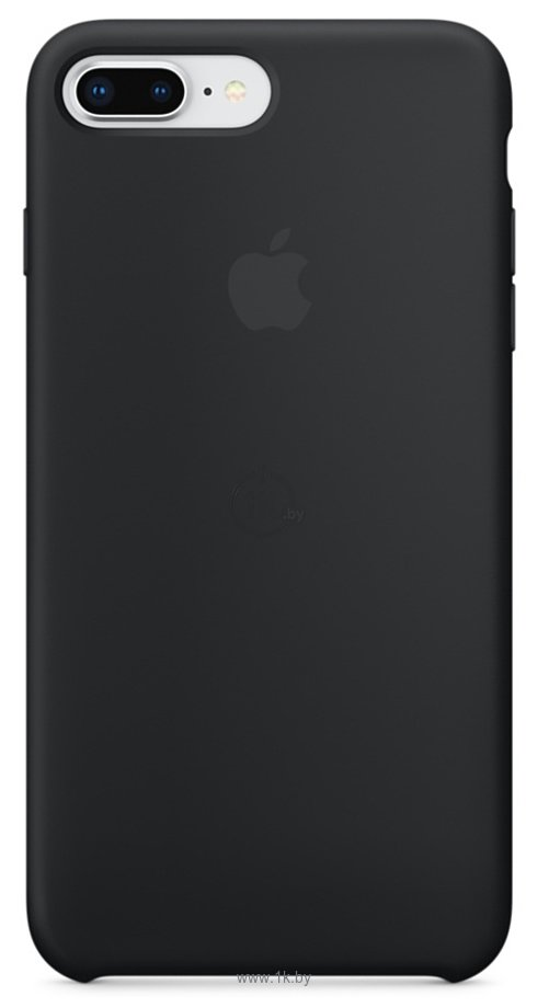 Фотографии Apple Silicone Case для iPhone 8 Plus / 7 Plus Black