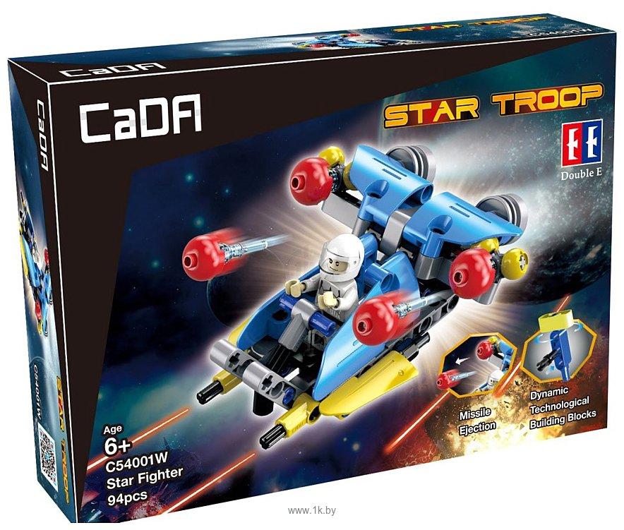 Фотографии CaDa Космический десант C54001W