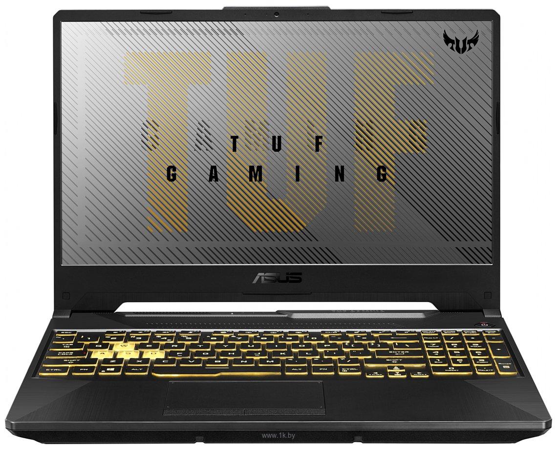 Фотографии ASUS TUF Gaming F15 FX506LU-HN144