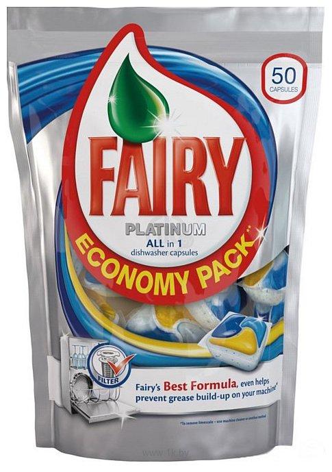 "Фотографии Fairy Platinum ""All in 1"" 50tabs"