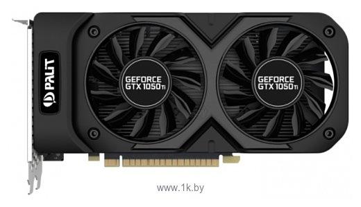 Фотографии Palit GeForce GTX 1050 Ti 1290Mhz PCI-E 3.0 4096Mb 7000Mhz 128 bit DVI HDMI HDCP Dual