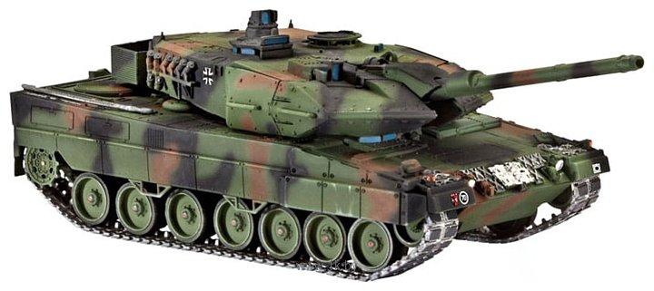 Фотографии Revell 03180 Немецкий танк Leopard 2A6/A6M