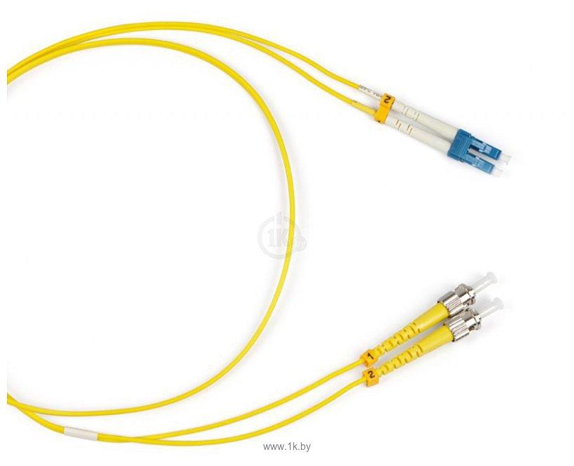 Фотографии Patch cord Duplex LC - ST 5 м