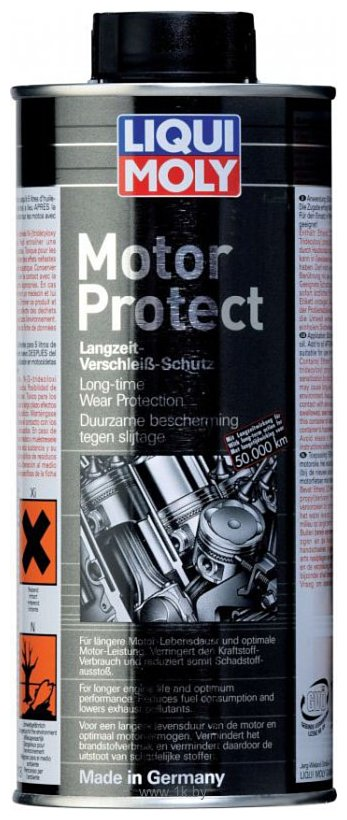 Фотографии Liqui Moly MotorProtect 500 ml