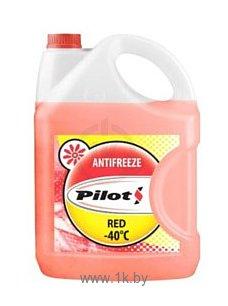 Фотографии Pilots Antifreeze Red 10л