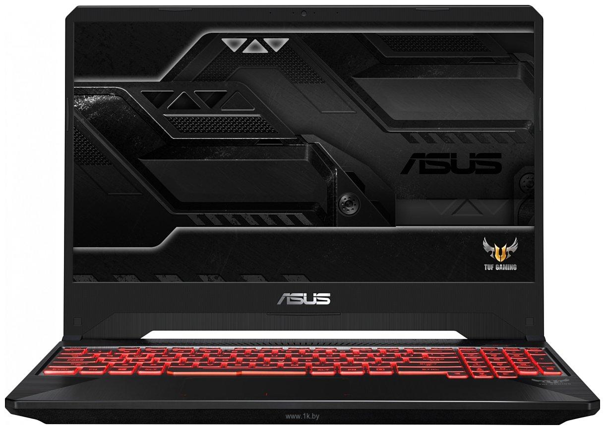 Фотографии ASUS TUF Gaming FX505GE-AL388