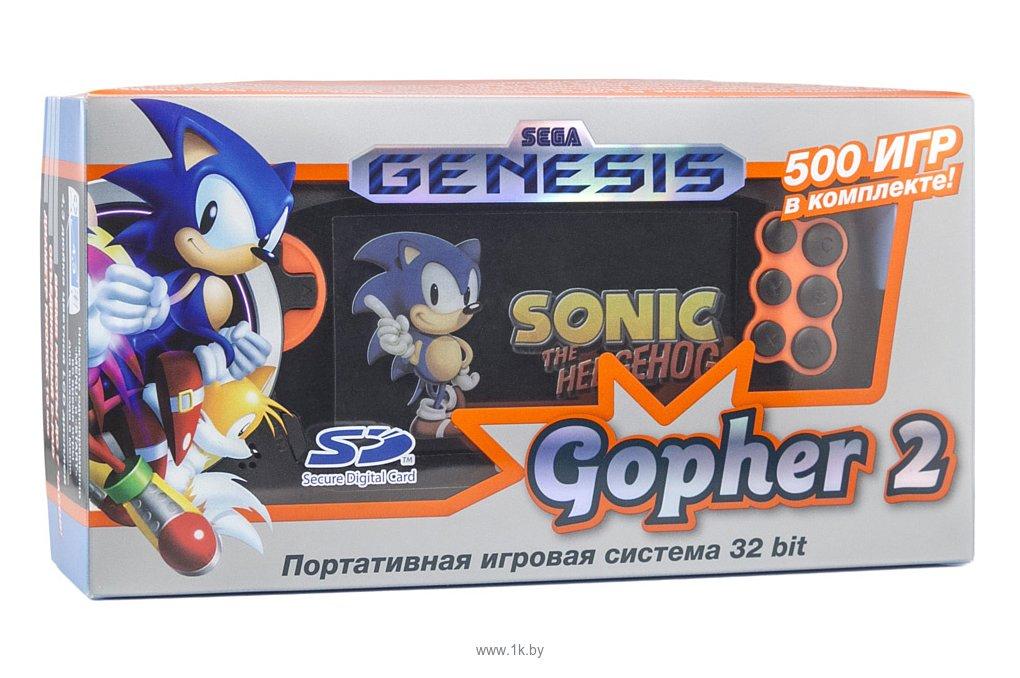 Фотографии Retro Genesis Gopher 2
