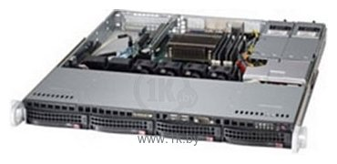 Фотографии Supermicro SuperServer (SYS-5018D-MTRF)