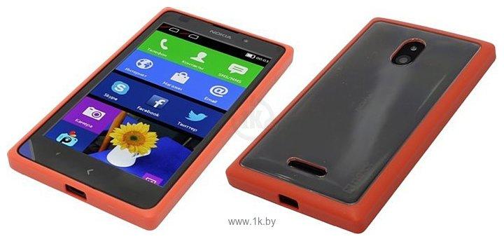 Фотографии NEXX Zero для Nokia XL (красный)