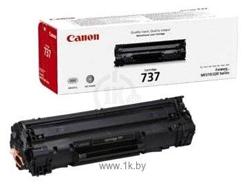 Фотографии Canon 737