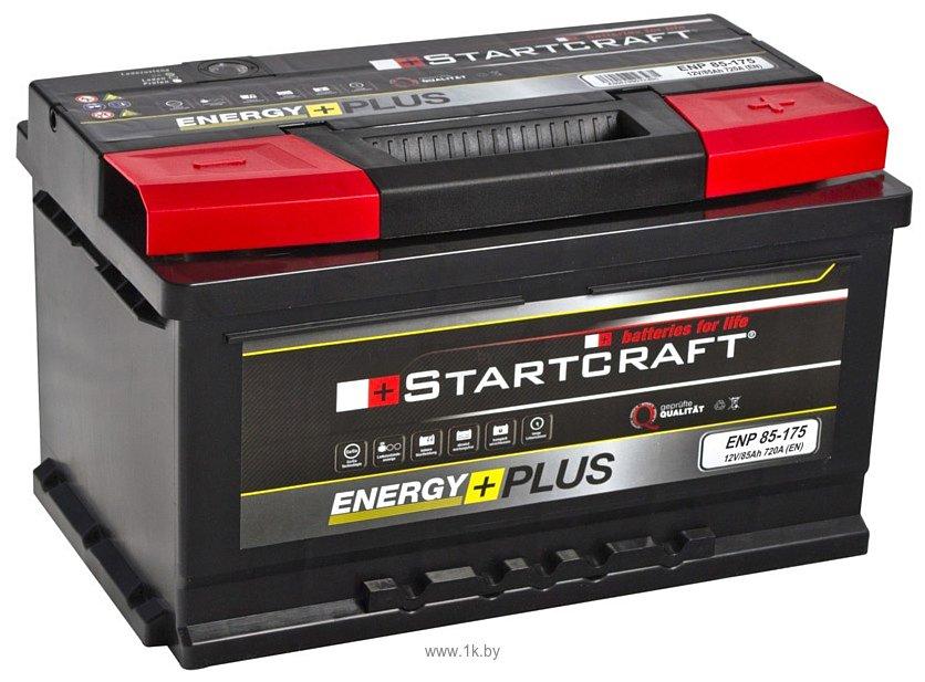 Фотографии Startcraft Energy Plus (85Ah)