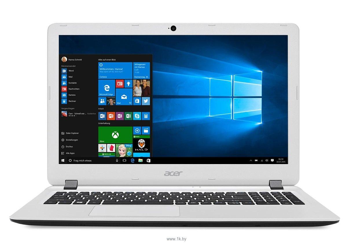 Фотографии Acer Aspire ES1-533-P3TP (NX.GFVER.003)
