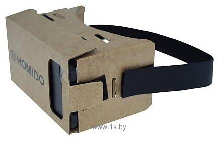 Фотографии Homido Cardboard v1.0