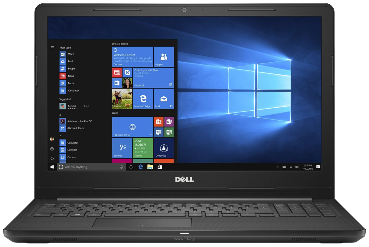 Фотографии Dell Inspiron 15 (3576-0687)