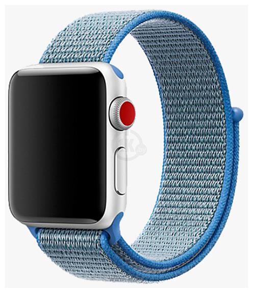 Фотографии Miru SN-01 для Apple Watch (голубой)