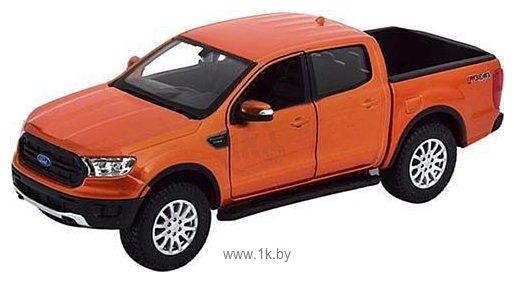 Фотографии Maisto Форд Рейнджер 31521 (оранжевый)