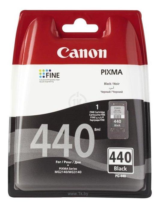 Фотографии Аналог Canon PG-440