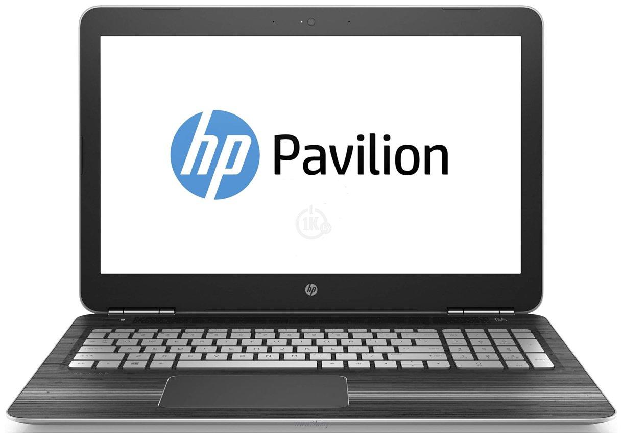 Фотографии HP Pavilion 15-bc017nt (1BV33EA)