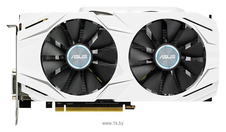 Фотографии ASUS GeForce GTX 1060 1569Mhz PCI-E 3.0 6144Mb 8008Mhz 192 bit DVI 2xHDMI HDCP