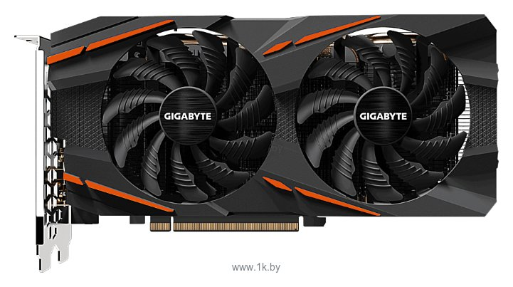 Фотографии GIGABYTE Radeon RX 580 8192Mb Gaming rev. 2.0