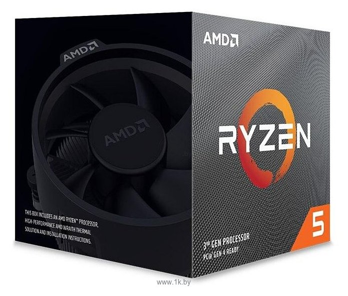Фотографии AMD Ryzen 5 3600XT Matisse (AM4, L3 32768Kb)