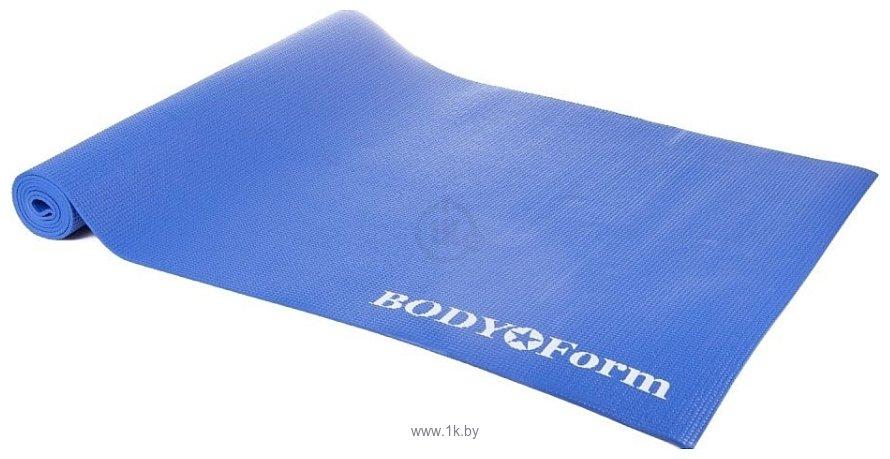 Фотографии Body Form BF-YM01 6 мм (синий)
