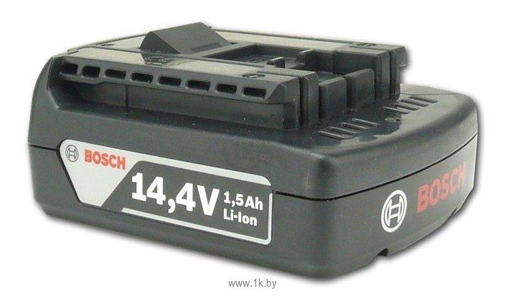 Фотографии Bosch 14,4 V 1,5 Ah (2607336799)