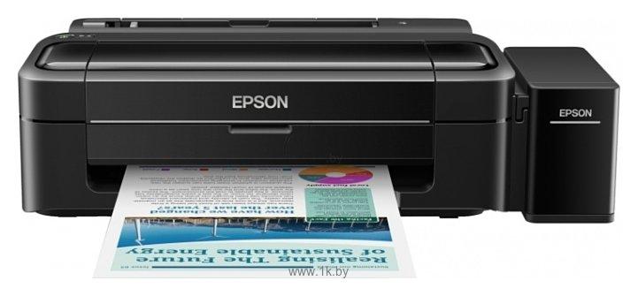Фотографии Epson L312
