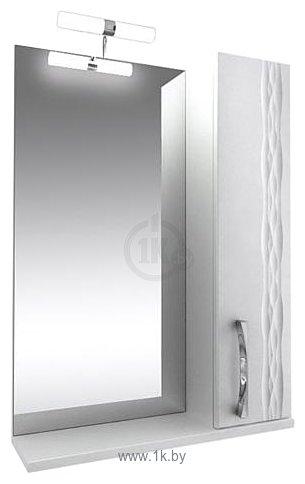 Фотографии Triton Кристи-60 шкаф с зеркалом правый
