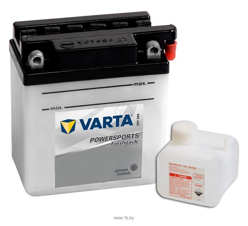 Фотографии VARTA POWERSPORTS 516015 (16Ah)