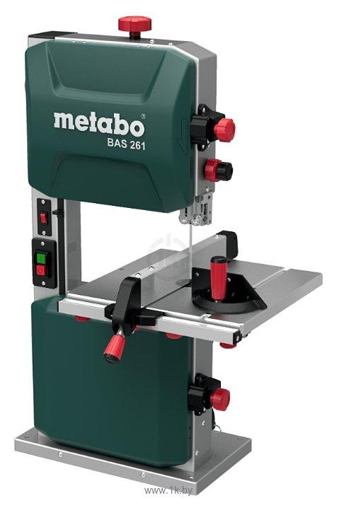 Фотографии Metabo BAS 261 Precision