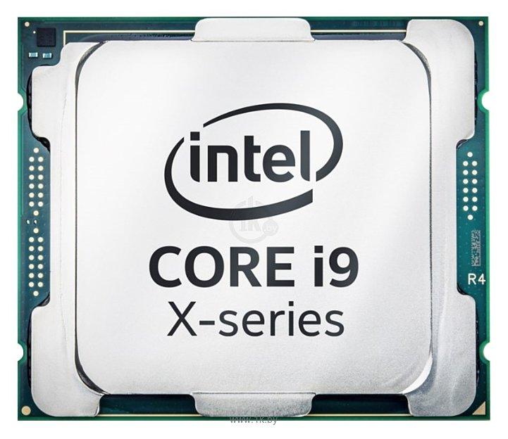 Фотографии Intel Core i9-7900X Skylake (2017) (3300MHz, LGA2066, L3 14080Kb)