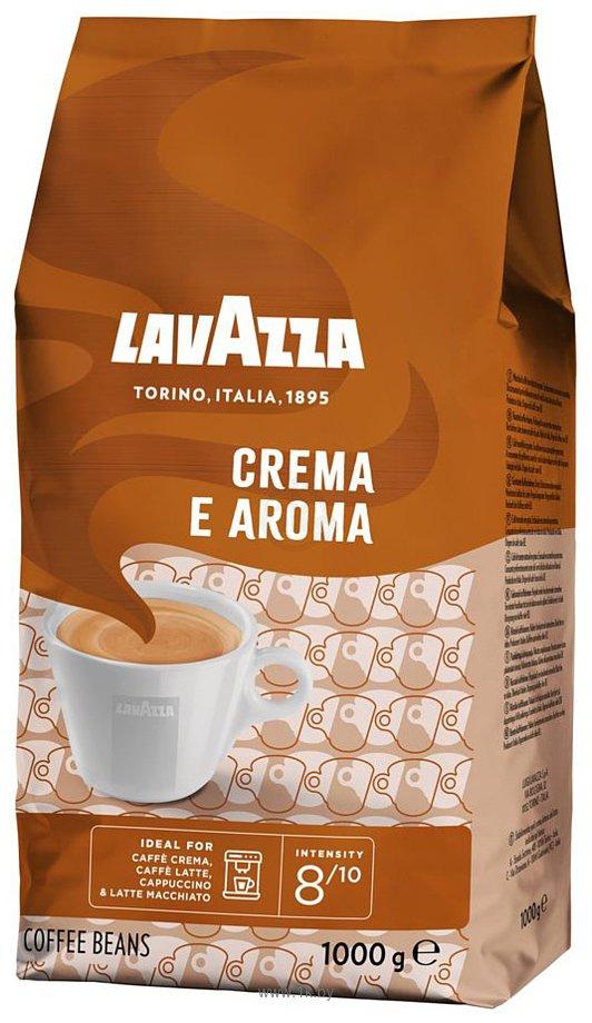 Фотографии Lavazza Crema e Aroma в зернах 1000 г