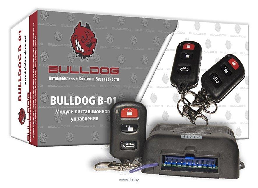 Фотографии Bulldog B-01