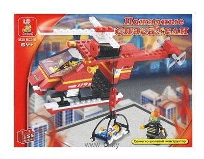 Фотографии SLUBAN Пожарные спасатели M38-B0218