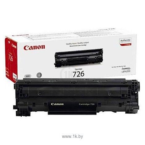 Фотографии Аналог Canon 726 3483B002