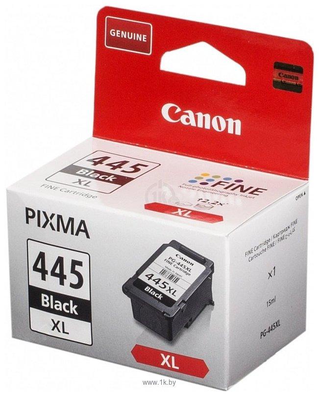 Фотографии Аналог Canon PG-445 XL