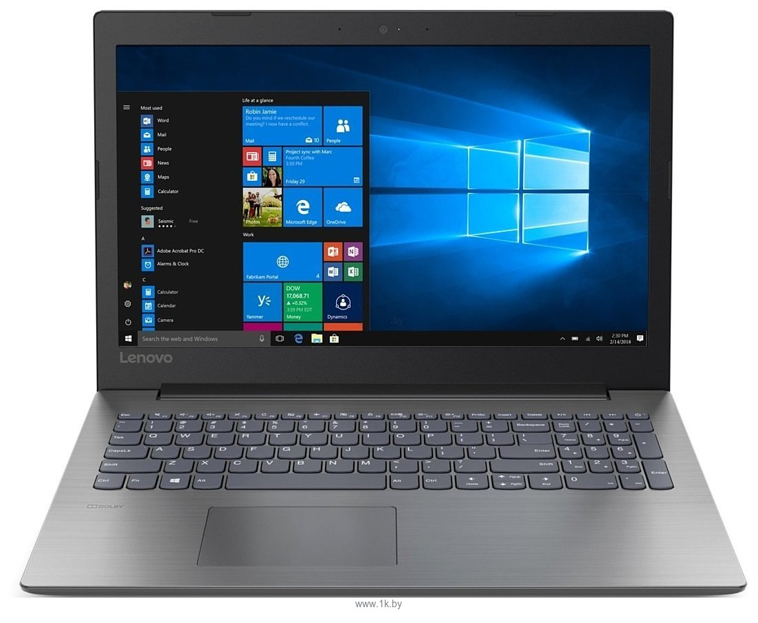 Фотографии Lenovo IdeaPad 330-15IKB (81DE02KXPB)