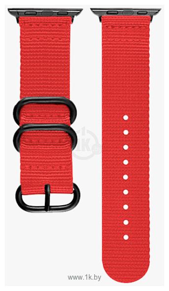 Фотографии Miru SN-03 для Apple Watch (красный)