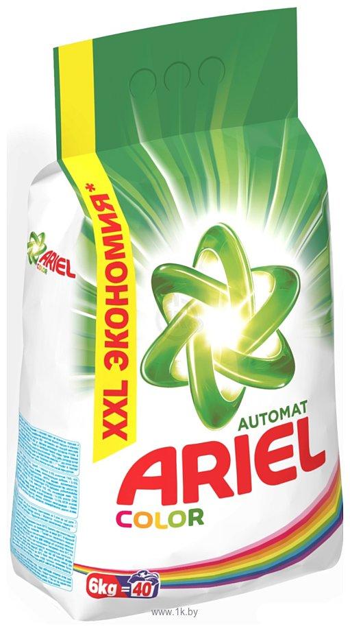 Фотографии Ariel Color 6 кг