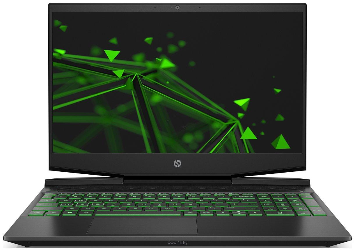 Фотографии HP Gaming Pavilion 15-dk0026nw (7SF04EA)