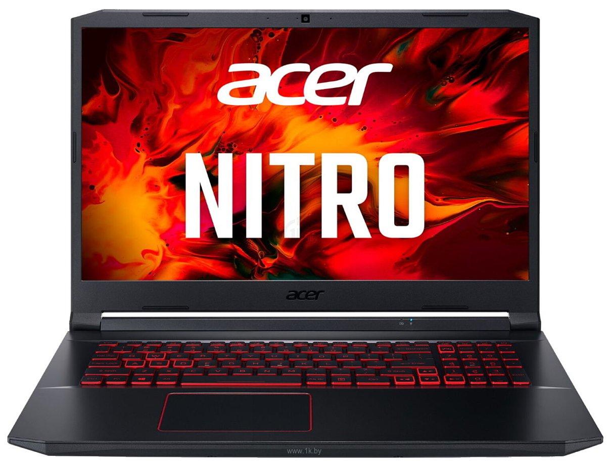 Фотографии Acer Nitro 5 AN517-52-5600 (NH.Q8JER.00J)