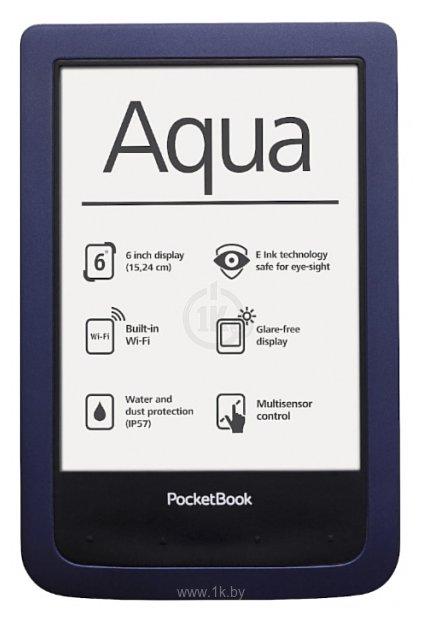 Фотографии PocketBook Aqua 640