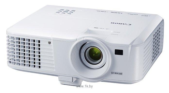 Фотографии Canon LV-WX320