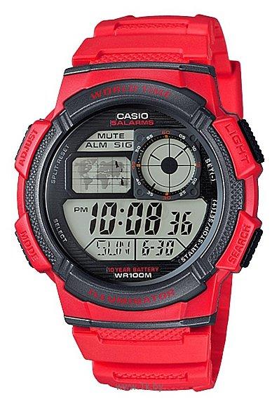 Фотографии Casio AE-1000W-4A