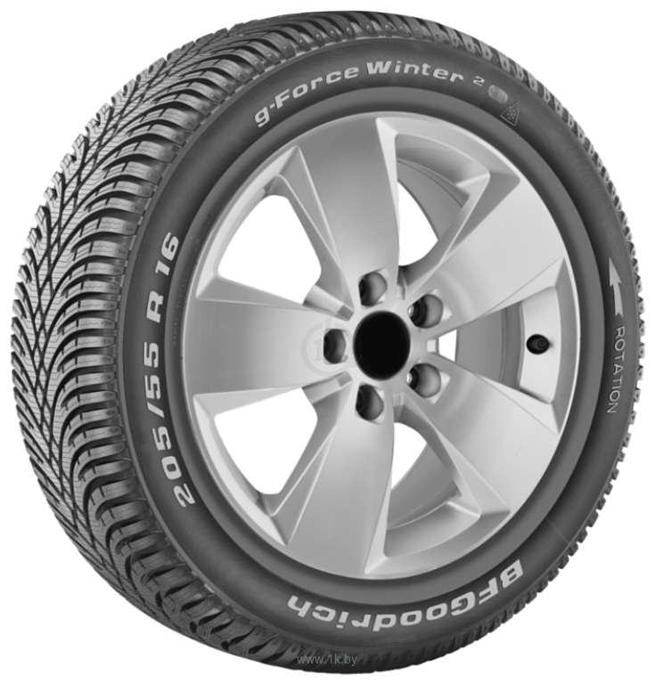 Фотографии BFGoodrich g-Force Winter 2 215/65 R16 102H