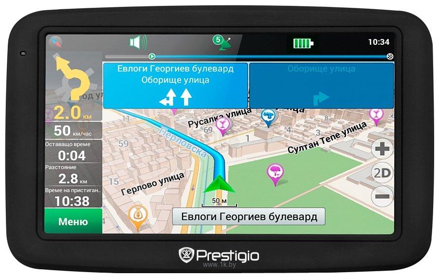 Фотографии Prestigio GeoVision 5055