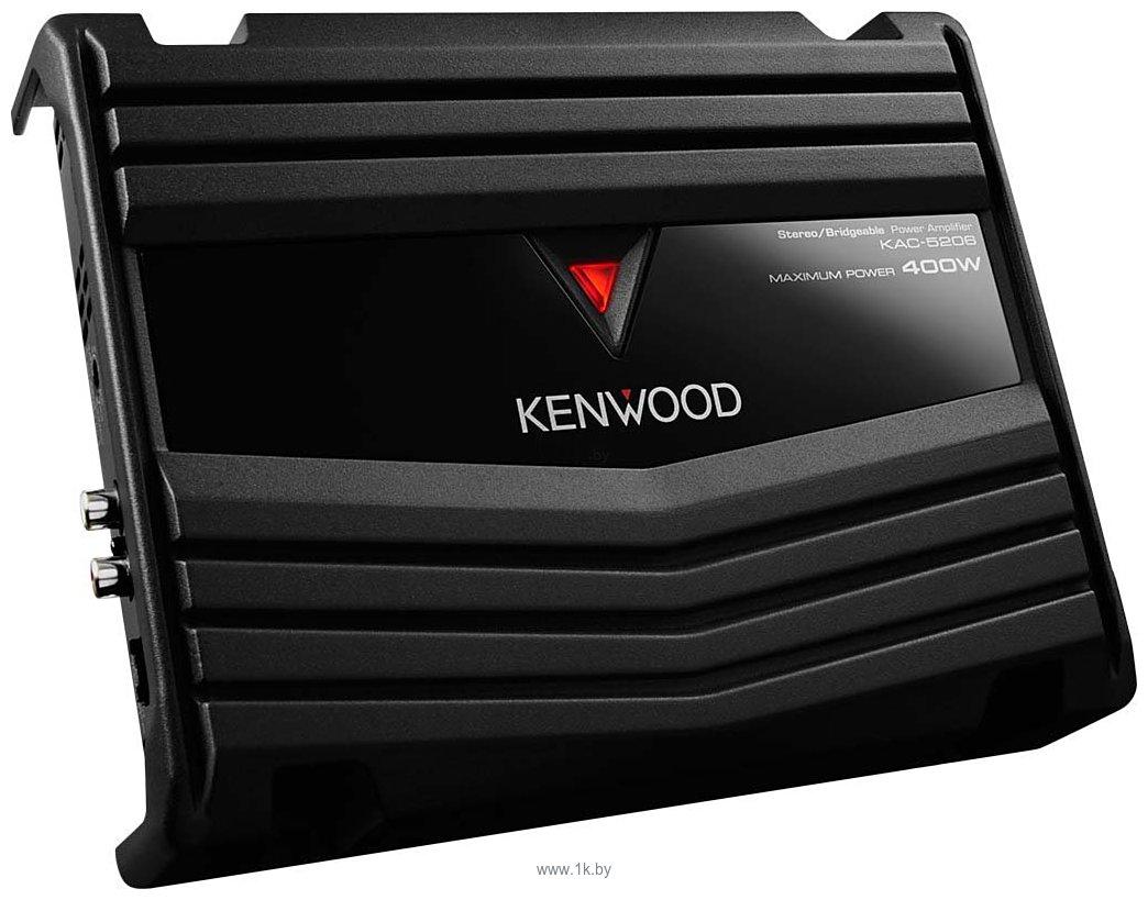 Фотографии Kenwood KAC-5206