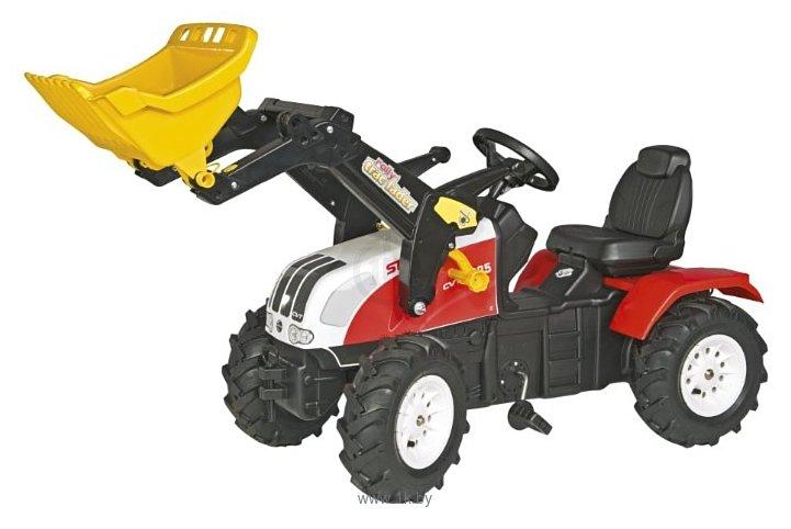 Фотографии Rolly Toys Farmtrac Steyr CVT 6240 (046331)