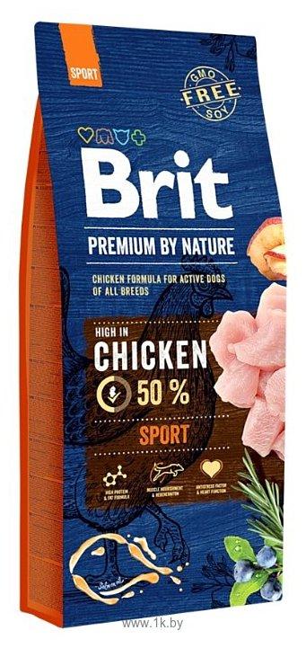Фотографии Brit (15 кг) Premium by Nature Sport